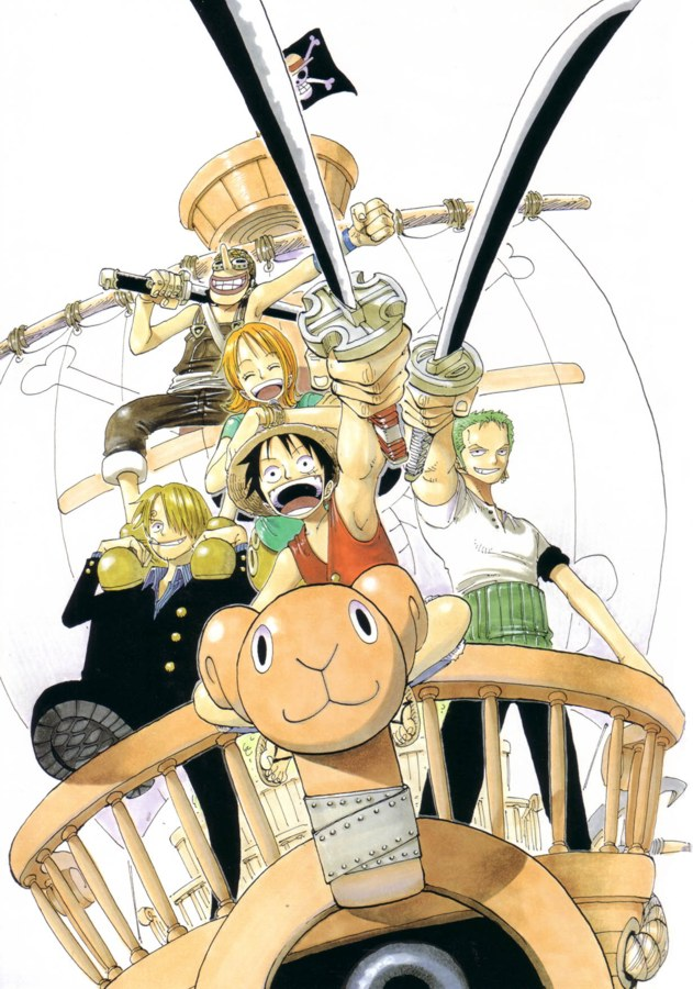 one piece subbed