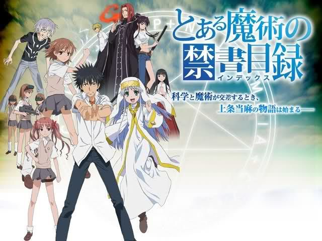 Watch A Certain Magical Index Episode 6 English Dubbed ...
