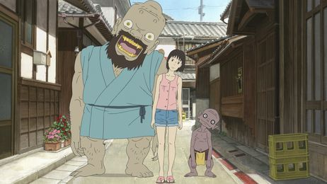 A Letter to Momo English Dubbed