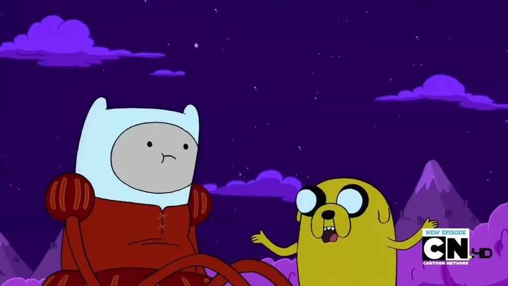 Watch Adventure Time Season 2 Episode 20 Go With Me Online