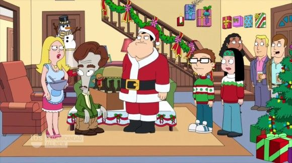 watch american dad season 11 episode 6 dreaming of a white porsche christmas online american dad season 11 - American Dad Christmas Episode