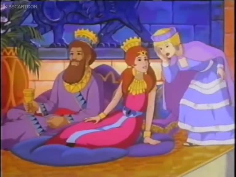 Watch Animated Stories from the Bible Episode 4 Esther ...