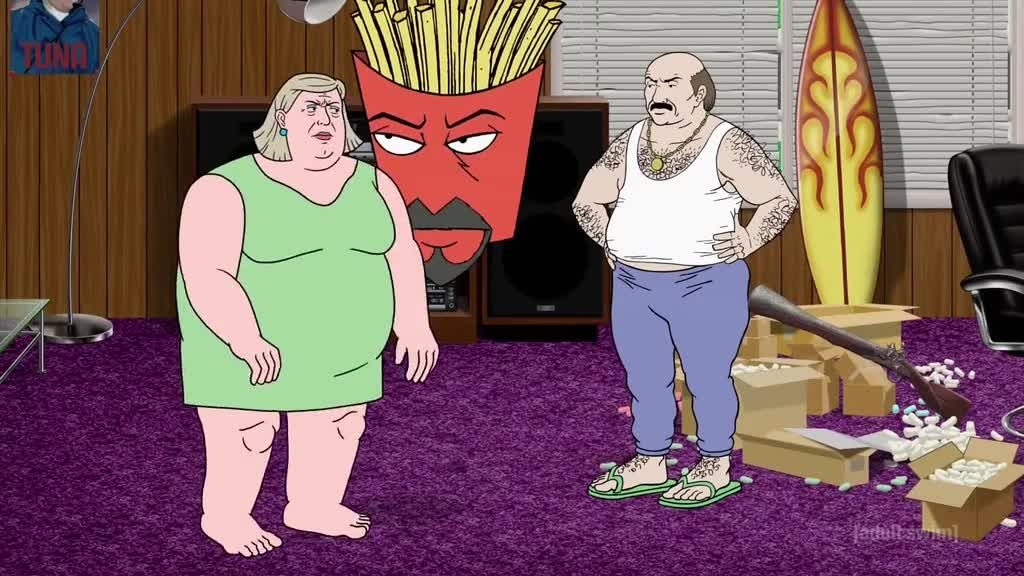 Aqua Teen Hunger Force 2000 Episode Scripts SS