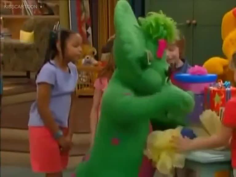 Watch Barney And Friends Season 10 Episode 11 Caring Online Barney