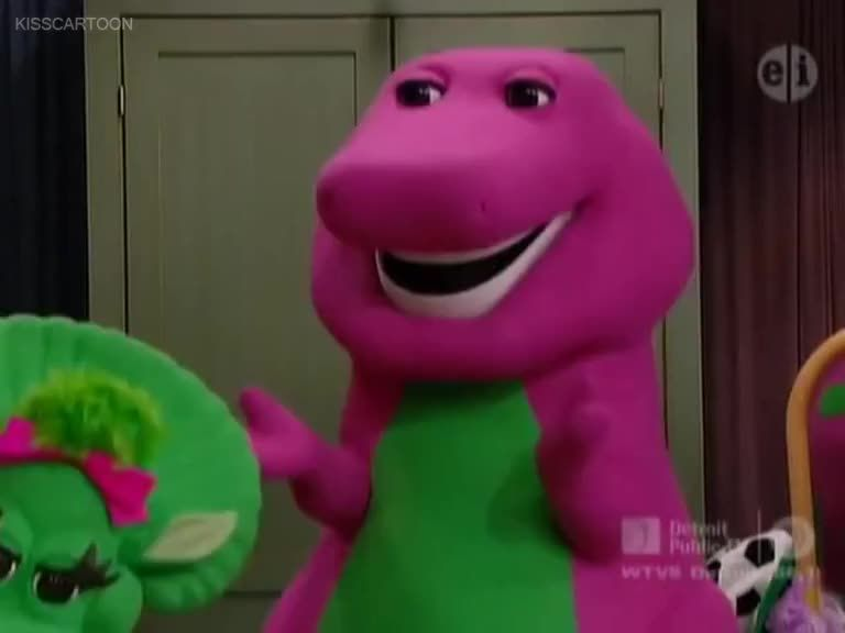 Barney and friends season 11 episode 17a t.