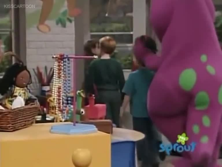 watch barney and friends season 3 episode 13 at home with