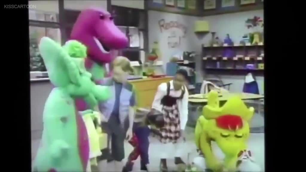 barney and friends season 3 episode 7 twice is nice