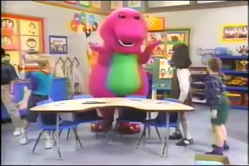 barney and friends season 3 episode 9 a welcome home
