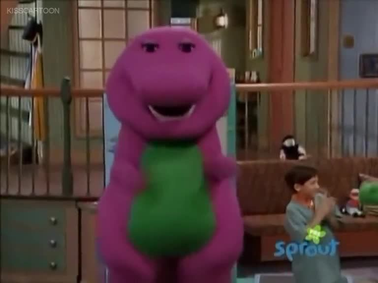 Barney and Friends Season 9 Episode 20 My Friends, The Doctor and ...