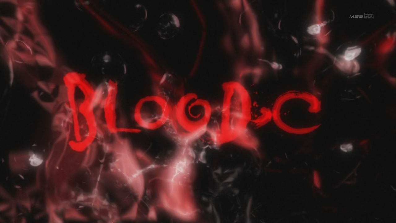 Blood c episode 1 english sub