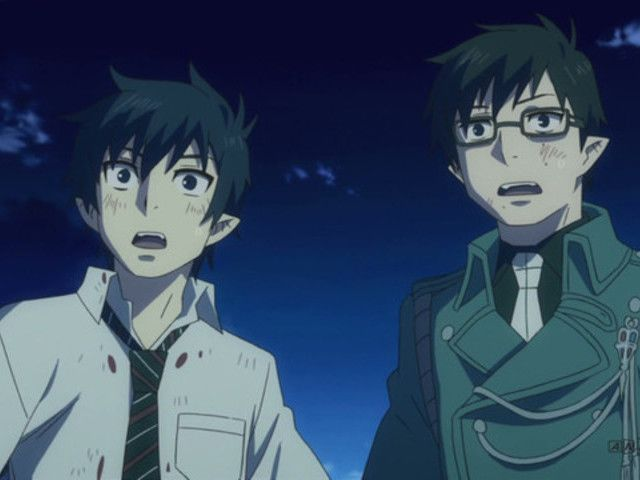 Watch Ao no Exorcist (Dub) Episode 2 English Sub - AnimeVibe