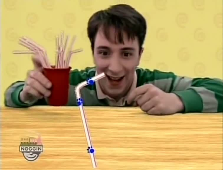 Blue's Clues Season 1 Episode 1 Snack Time | Watch ...