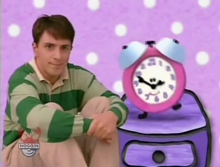Blue's Clues Blue Wants To Play A Song Game Thinking Time ...