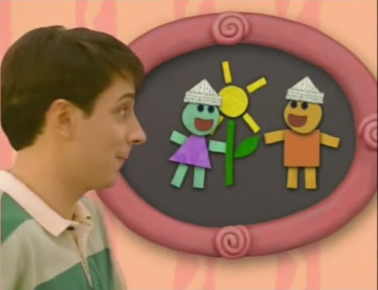 Blue's Clues Season 1 Episode 15 What Does Blue Want to ...