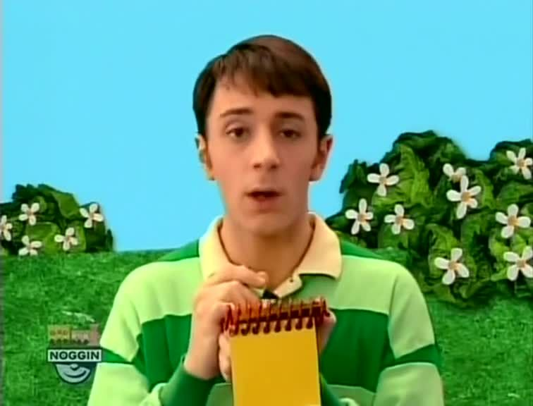 Watch Blue's Clues Season 2 Episode 18 Blue is Frustrated ...