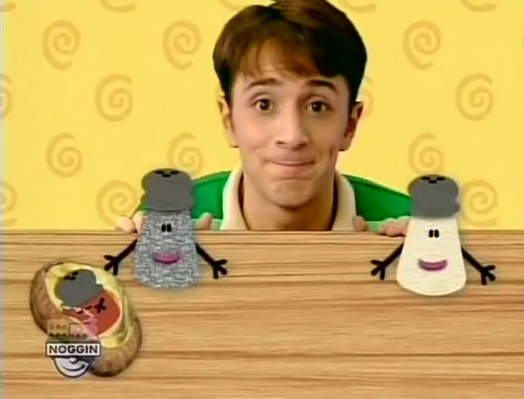 Watch Blue S Clues Season 2 Episode 6 What Was Blue S