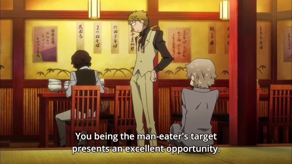 Bungou Stray Dogs Episode 1 English Subbed | Watch ...