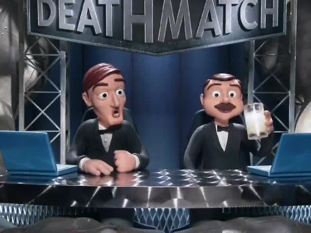 Popular Videos - Celebrity Deathmatch - YouTube