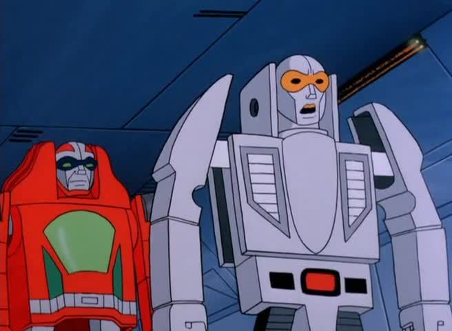 Watch Challenge Of The Gobots Episode 30 Renegade Rampage