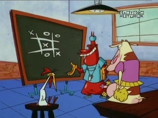 Cow and Chicken Season 2 Episode 21 – The Bad News Plastic Surgeons