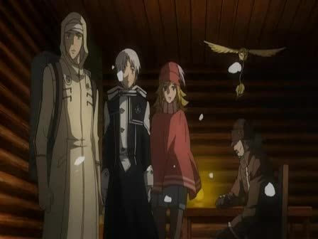 Gray-Man Episode 15 English Subbed | Watch cartoons online, Watch ...