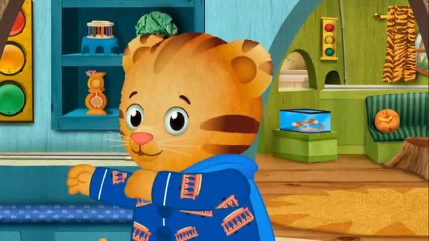 Watch Daniel Tiger S Neighborhood Season 2 Episode 3 Time For There And Baby Too Online