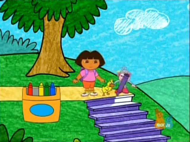 dora the explorer season 2 episode 24 quack  quack