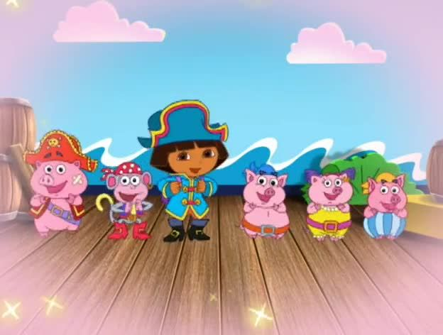 Watch Dora The Explorer Season 5 Episode 18 Dora S Big Birthday Adventure Online Dora The Explorer