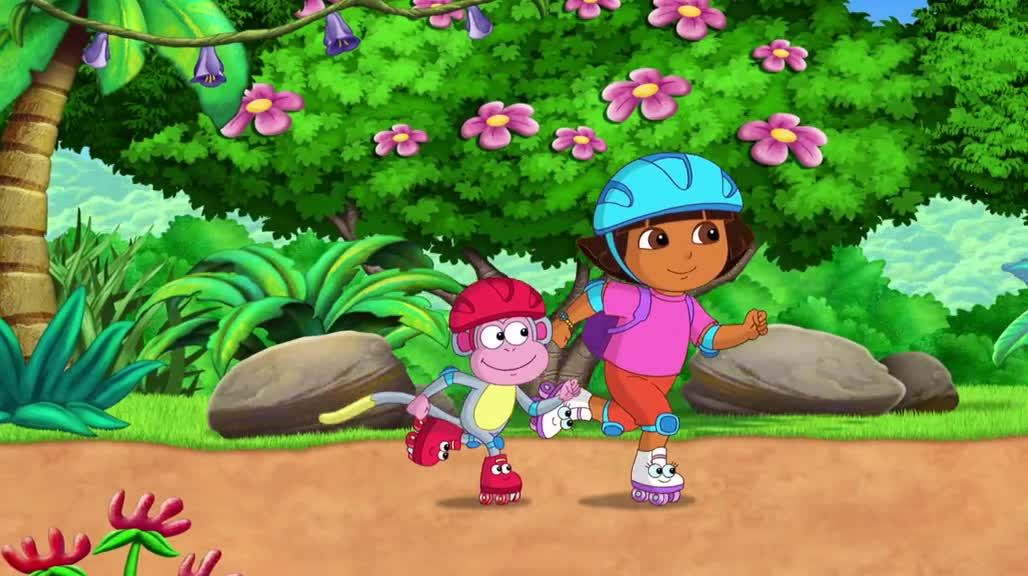 watch dora the explorer season 8 episode 5 dora u2019s great roller skate adventure online