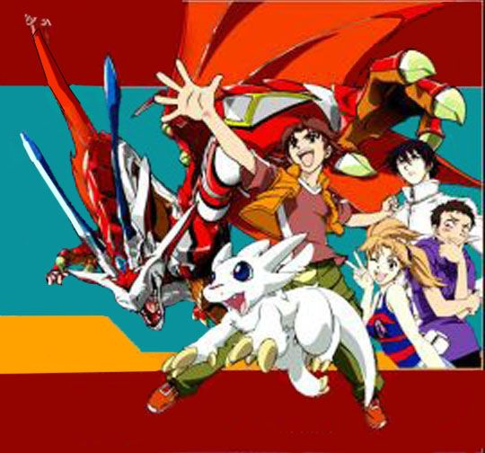 Dragon Drive Episode 15 English Dubbed