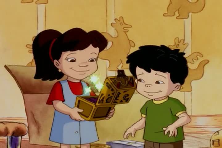 Watch Dragon Tales Season 1 Episode 1 To Fly With Dragons
