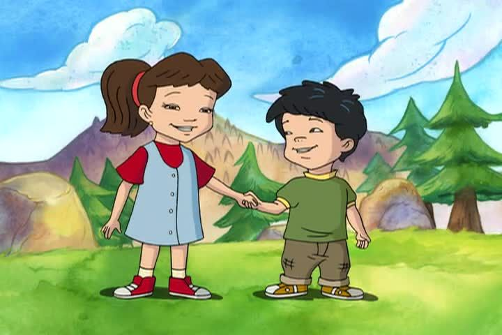 Dragon Tales Season 3 Episode 27 Just The Two Of Us Cowboy Max