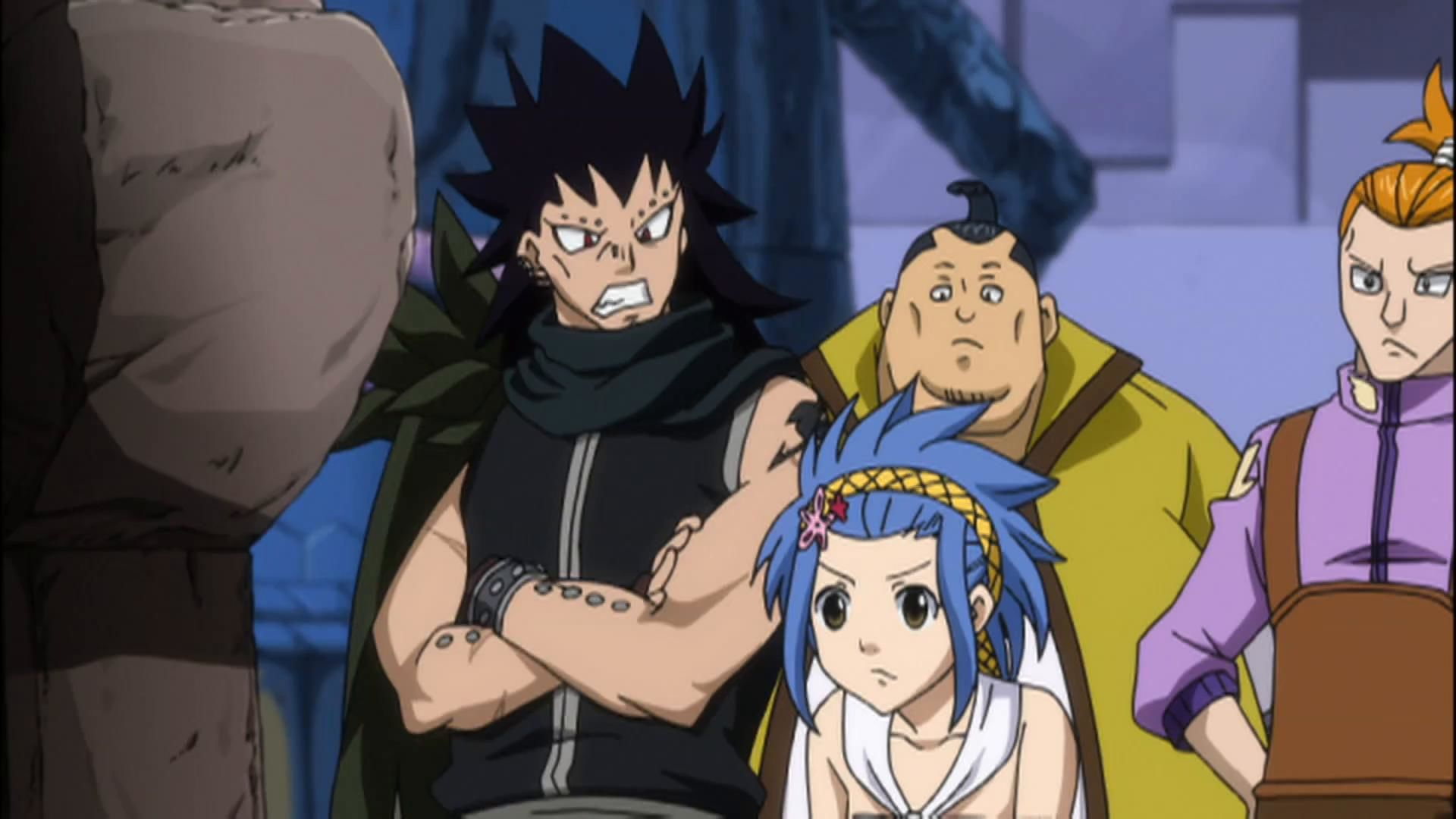 Watch Fairy Tail Episode 137 English Subbed Online