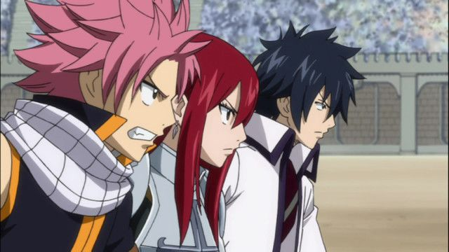 Fairy Tail Stream Eng Sub