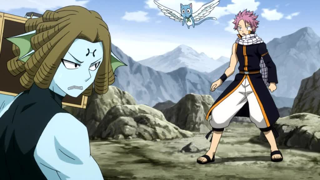 Watch Fairy Tail Episode 207 English Dubbed Online