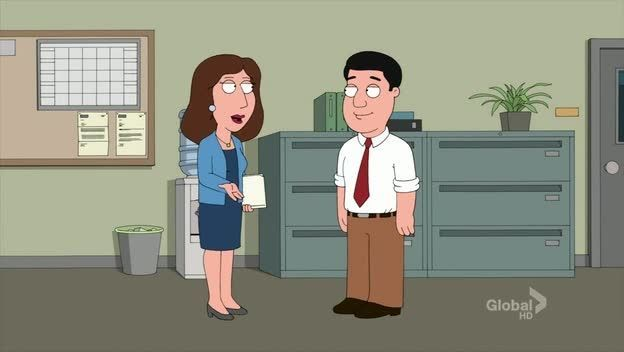 Season 4 episode 10 family guy