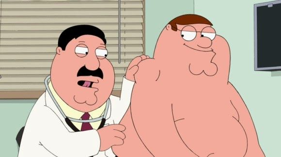 family guy online english