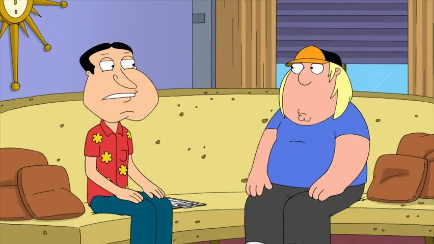 family guy meet the quagmires watch cartoons online Watch family guy season 5 episode 18 online meet the quagmires : death grants peter's wish to go back in time to 1984 when he was 18, but only for one night.