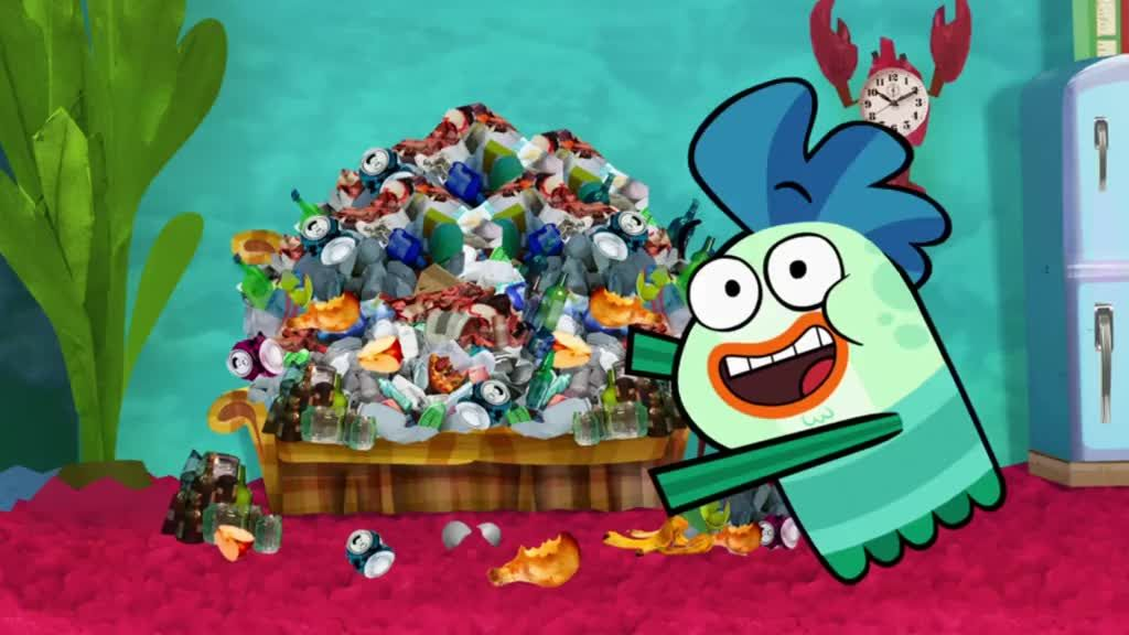 Watch fish hooks season 2 episode 25 brothers day online for Fish hooks show