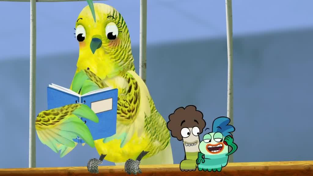 Fish hooks season 3 episode 26 brothers of a feather for Fish hooks season 3 episode 16