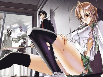 Watch highschool of the dead english dubbed