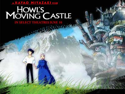 Howl  s Moving Castle English Dubbed