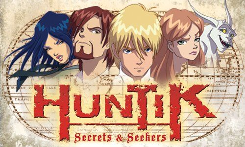 Huntik Secrets & Seekers Season 2 Episode 21 Rassimov's