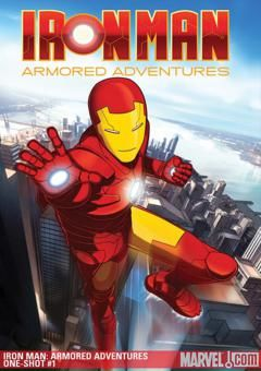 Watch Iron Man Armored Adventures Season 2 Episode 4