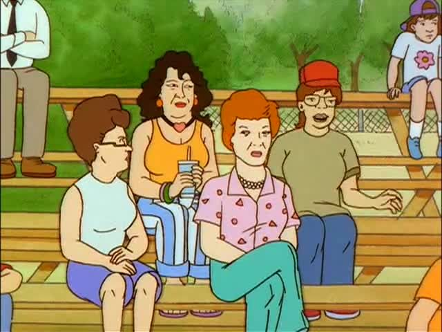 King of the Hill Episode 2 – Square Peg | Watch cartoons online ...
