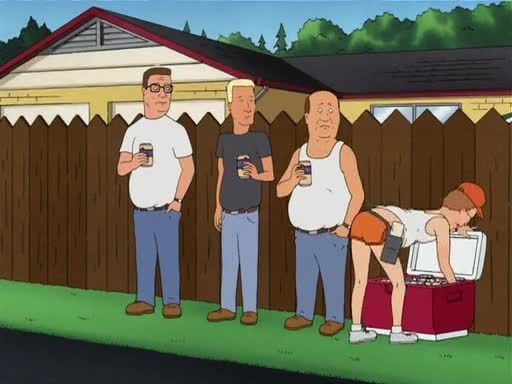 King of the Hill Season 12 Episode 20 – Cops and Robert | Watch ...