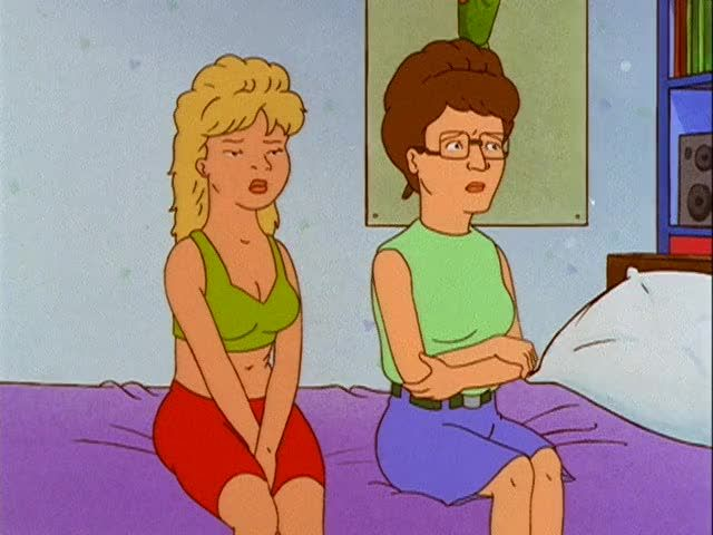 from Henrik girl from king of the hill naked