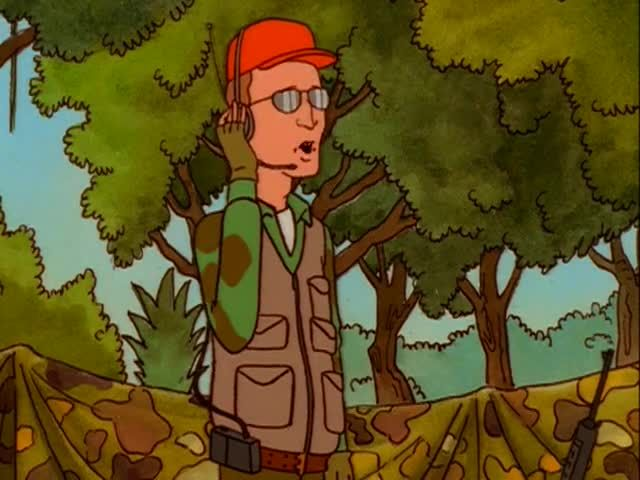 King of the Hill Season 3 Episode 8 – Good Hill Hunting | Watch ...