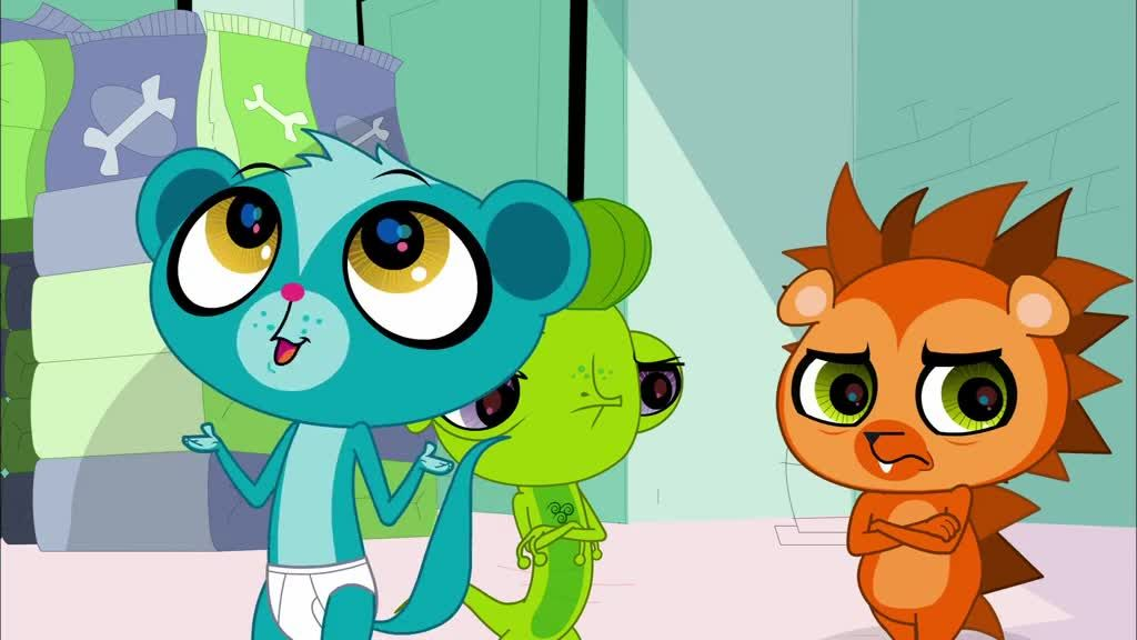 Littlest Pet Season 4 Episode 20 On The Same Page Images Pictures