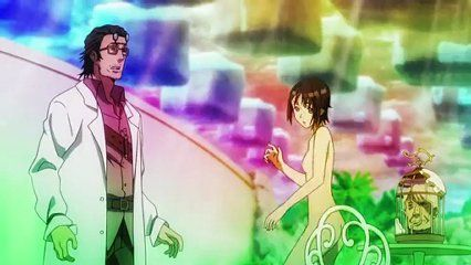 Mardock Scramble The Second Combustion English Dubbed